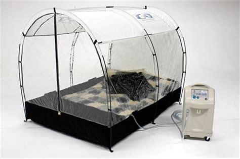 tenda ipossica oxygen tent