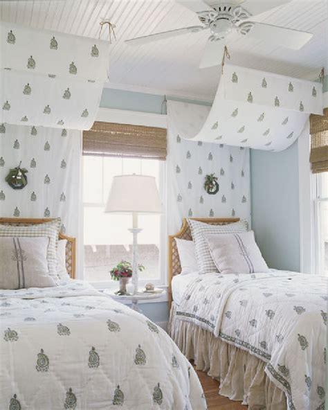 Ranjang Kanopi ciptakan interior guest house yang menjual investasi dan