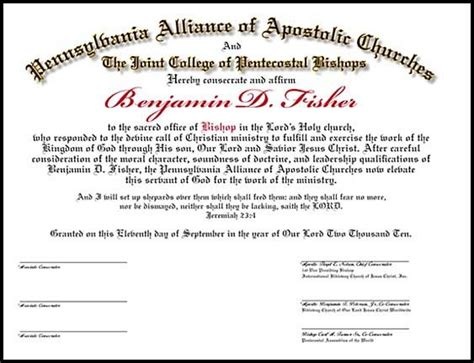 ordination certificate templates church ordination certificates templates templates