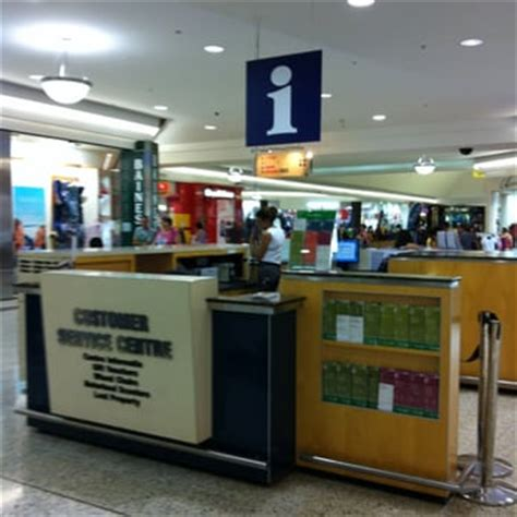 Square One Information Desk by Mirrabooka Square Information Desk S Clothing