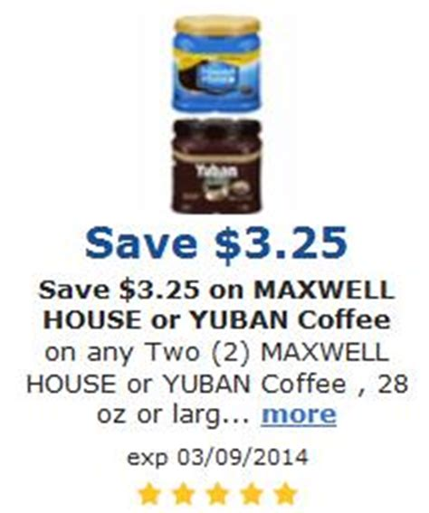printable maxwell house coupons 2014 yuban coffee coupons 2017 2018 best cars reviews