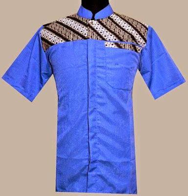 Kaos Batik 16 contoh 15 model baju batik modern pria keren terbaru 2018