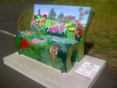 book bench london s book bench art insider london