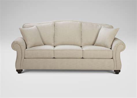 whitney sofa ethan allen whitney sofa beckett linen ethan allen