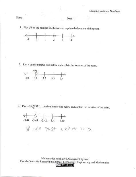 Ordering Rational Numbers Worksheet by Comparing And Ordering Rational Numbers Worksheets Worksheets