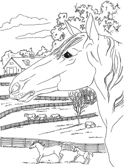 country coloring pages for adults coloring pages