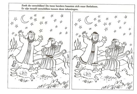 ark boat differences spot the differences the two shepherds hasten to