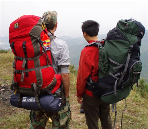 hiking pack overnight hiking backpack backpakc fam