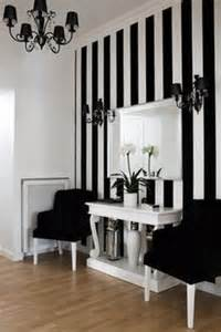 black and white home decor on black and white