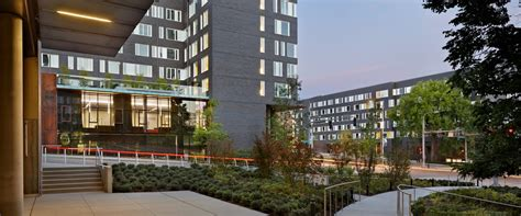 | UW West Campus Residence Halls W G Clark Construction