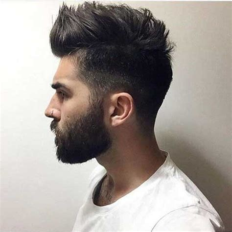 spiky haircuts for 25 spiky haircuts for guys mens hairstyles 2017