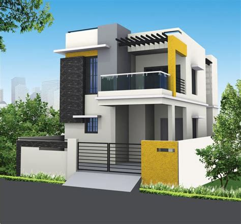 Best Retirement Home Floor Plans by 3 Bhk Bungalows Villas For Sale In Nellore Rei342618