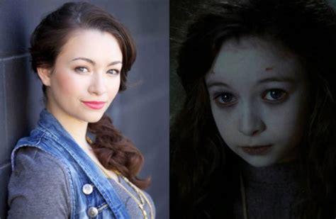film horor orphan pangling berperan jadi setan dalam film horor wajah 7