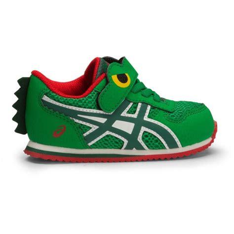 asics toddler shoes asics animal pack toddler boys running shoes crocodile