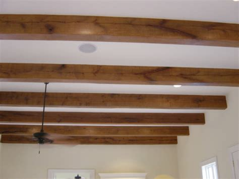 custom decorative cedar box beams from woodland custom wood corbels and rafter tails industrial wood products