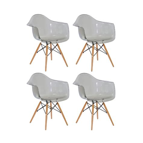 Eames Recliner Knockoff by Replica Eames Daw Dining Chair