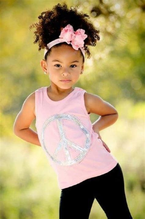 American Toddler Hairstyles by Simple Hairstyle For American Toddler