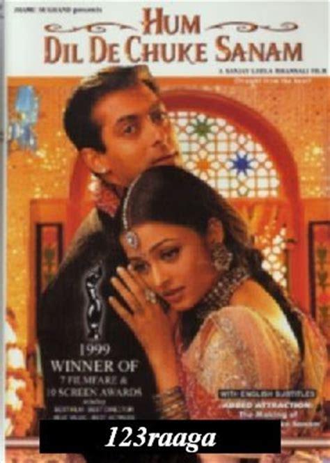 download mp3 from hum dil de chuke sanam director sanjay leela bhansali