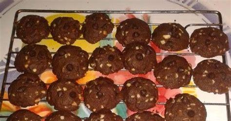 biskut paling sedap jalan makan resepi biskut famous amos yang paling sedap