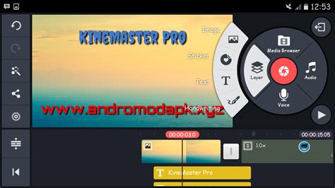 kinemaster pro full version apk download kinemaster pro v 3 4 6 update layer video apk