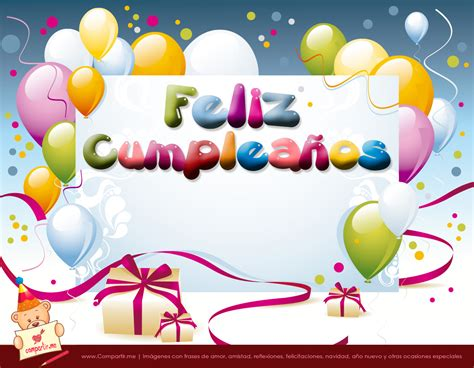 imagenes de cumpleaños feliz gratis tarjetas de cumplea 241 os para imprimir tarjetas de
