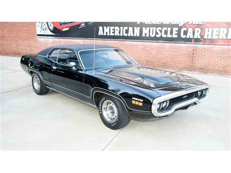 1972 plymouth roadrunner gtx for sale 1971 plymouth gtx for sale classiccars cc 981898