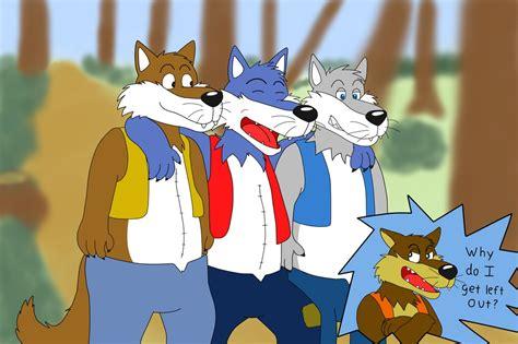 7 Of My Favorite Tales by My Favorite Wolves By Garuru The Wolf On Deviantart