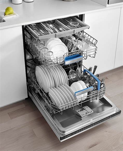 Three Rack Dishwasher by The Ultimate Dishwasher Remodelista