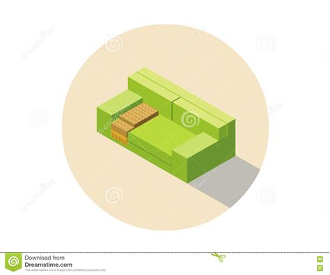 home design elements reviews isometric furniture collection interior design concept