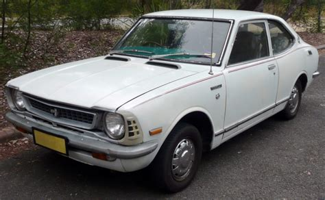 1972 Toyota Corolla Coupe Toyota Corolla Sl Ke25 Coupe 1972 1974 6 Point Bolt In