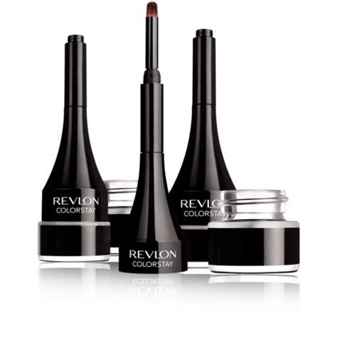 Revlon Eyeliner Gel colorstay creme gel eyeliner revlon falando de beleza