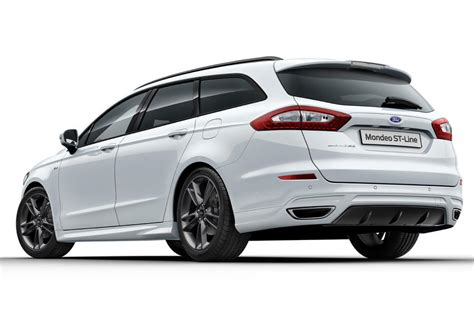 Door Trim Styles by Ford Mondeo St Line Revealed At Goodwood Autocar