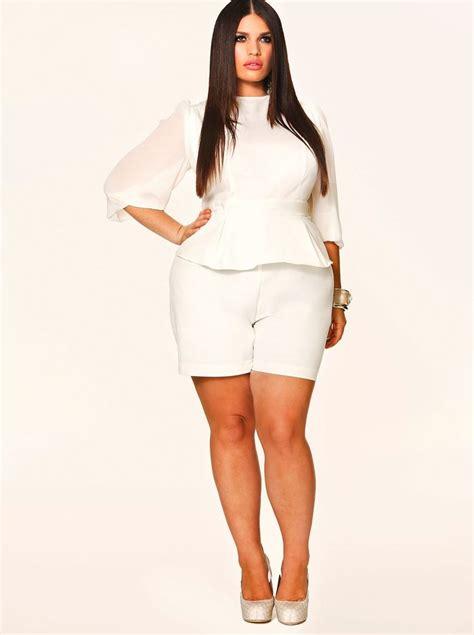 White Dress Size S monif c quot quot chiffon sleeve peplum romper ivory me shop pretty rompers it