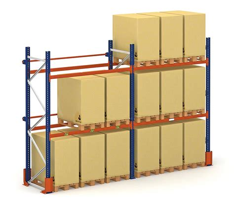 Rack On Conventional Pallet Racking Pallet Racking Www Mecalux