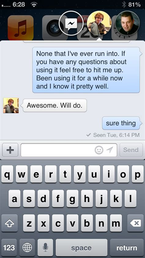 message box brings systemwide chat heads to ios jailbreak 9to5mac