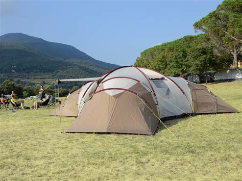 Tenda Great Outdoor 2 Person skandika turin 12 person family dome tent 3 sleeping pods xl cing new ebay