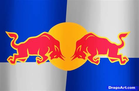 red bull logo how to draw red bull red bull logo step by step symbols
