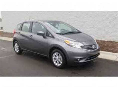 2016 Nissan Versa Dark Grey Lease Busters Wheels Ca