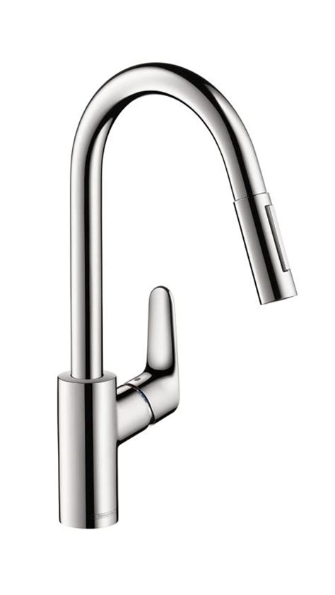 hansgrohe kitchen faucet replacement parts faucet 31815001 in chrome by hansgrohe