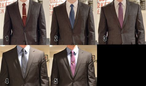 Which shirt and tie combo for a wedding this weekend