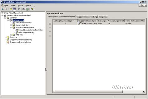 policy management console gpmc windows server 2003 lineget