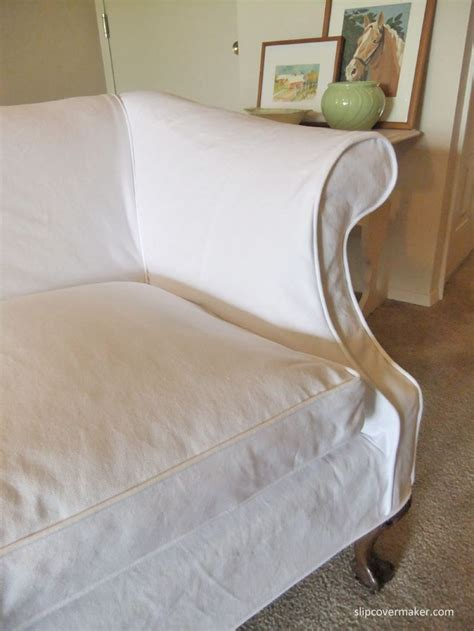 recliner slipcovers white 12 best patt s white denim slipcovers images on pinterest