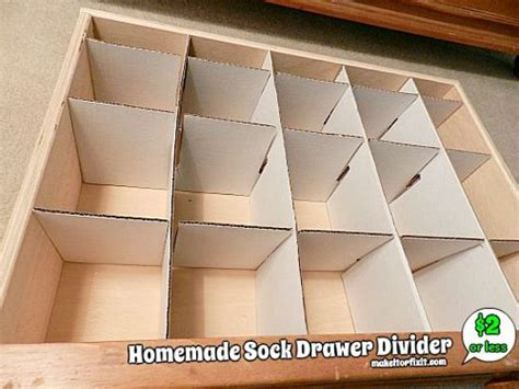 Sock Dividers For Drawers by Sock Drawer Divider