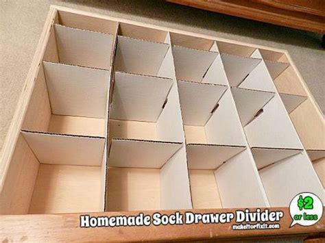diy sock drawer sock drawer divider