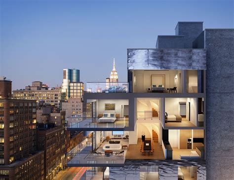 Manhattan Home Design 347 Bowery Manhattan By Selldorf Architects E Architect