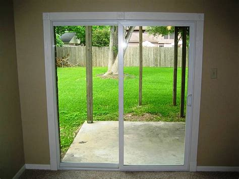 Replace Glass Patio Door 100 Remove A Sliding Glass Door Replacing A Slider With Hin 4 Panel Sliding Glass Door 100