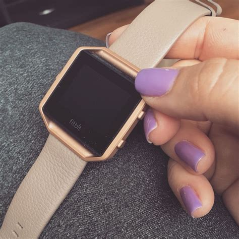 17 Best images about Fitbit on Pinterest   Fit bit, Rose gold and Leather