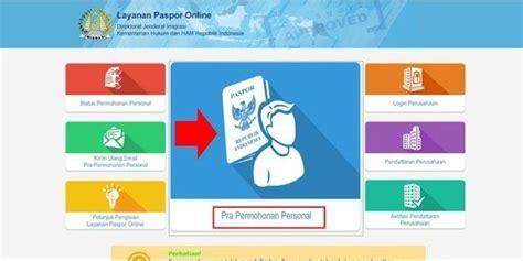 biaya membuat paspor baru keuntungan membuat paspor online sepulsa