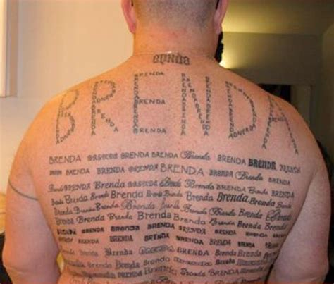 brenda tattoo name superradnow
