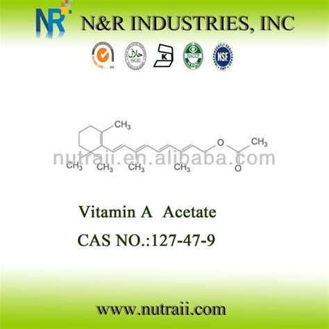 Vitamin A Asetat vitamin a acetate powder 500cws products china vitamin a